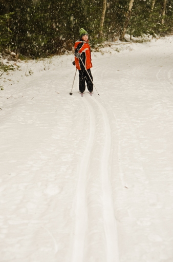 skiing in Killarney
