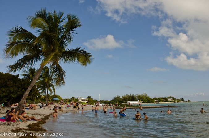 sombrero beach in marathon