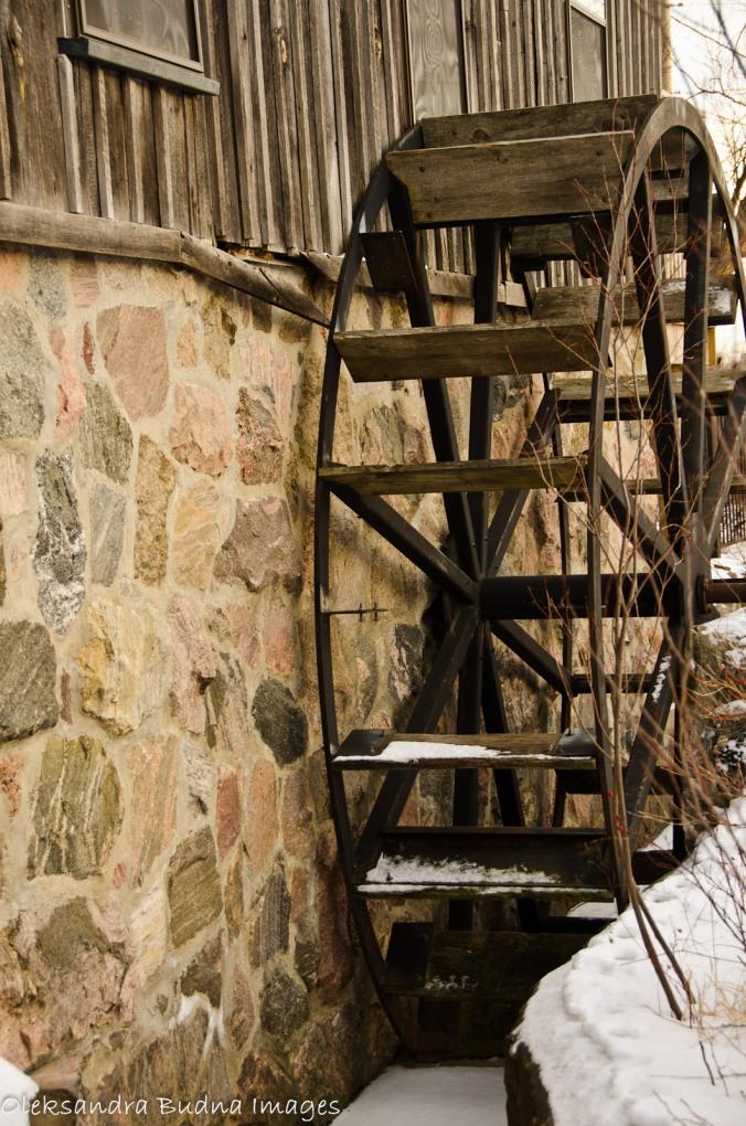 old mill in waterloo park