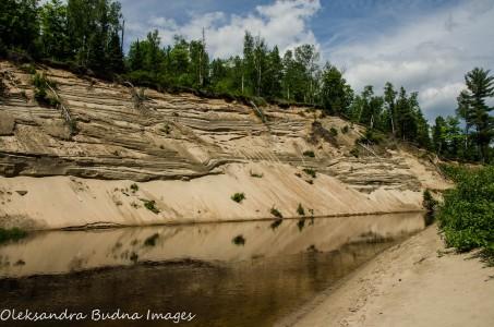 Big Bend at Arrowhead Provincial Park