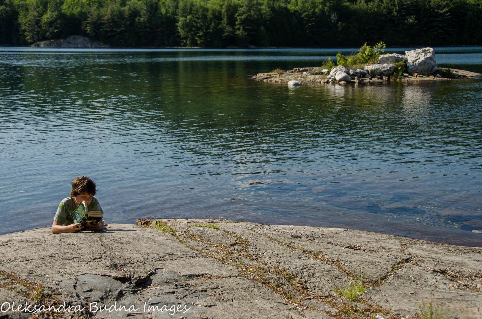 Overcoming the perils of canoe lake essay