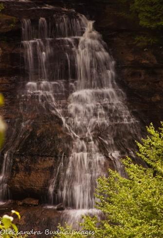 Chapel Falls at Pictured Rocks National Lakeshore