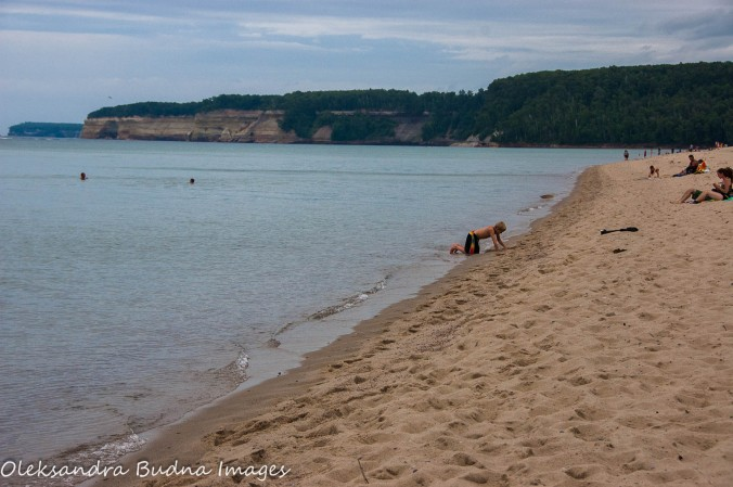 Miners Beach at Pictured Rocks National Lakeshore