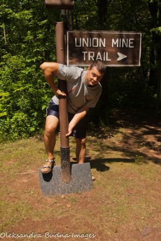 Union Mine Trail