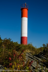 lighthouse at Killbear Provincial Park
