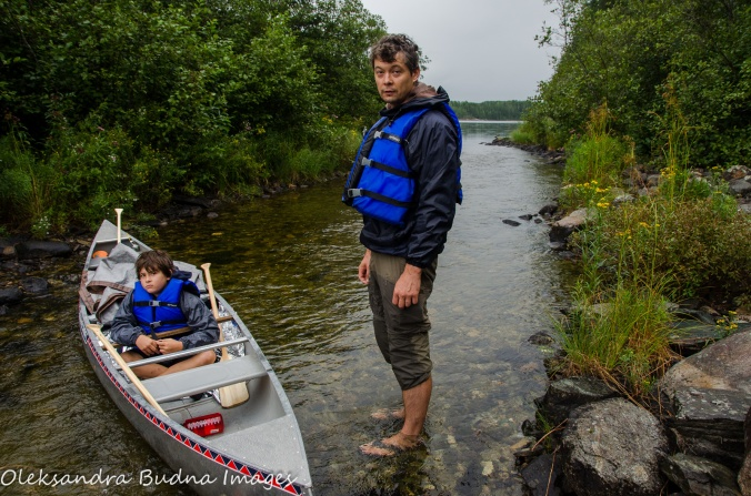 looking for a protage in Quetico
