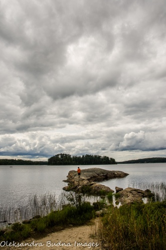 French Lake at Quetico Provincial Park