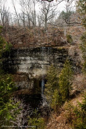 Tew's Falls near Dundas in Ontario