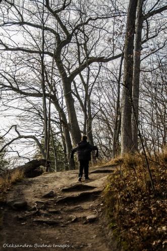 Spencer Adventure Trail near Dundas, Ontario