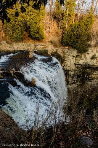 Webster's Falls near Dundas, Ontario