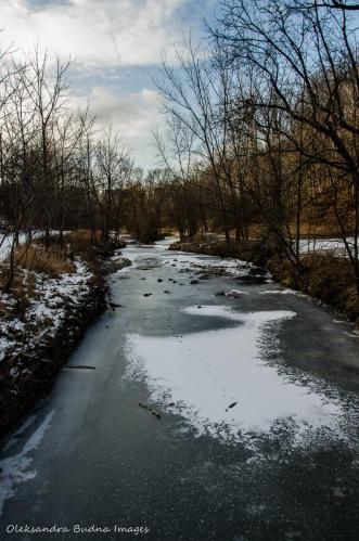 Massey Creek in Toronto