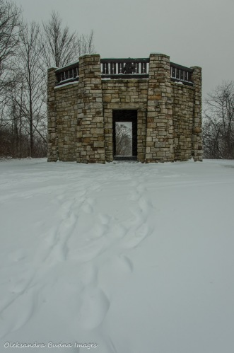Stoe Tower in Allegany State Park