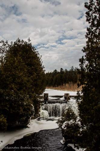 dam at Rockwood Conservation Area