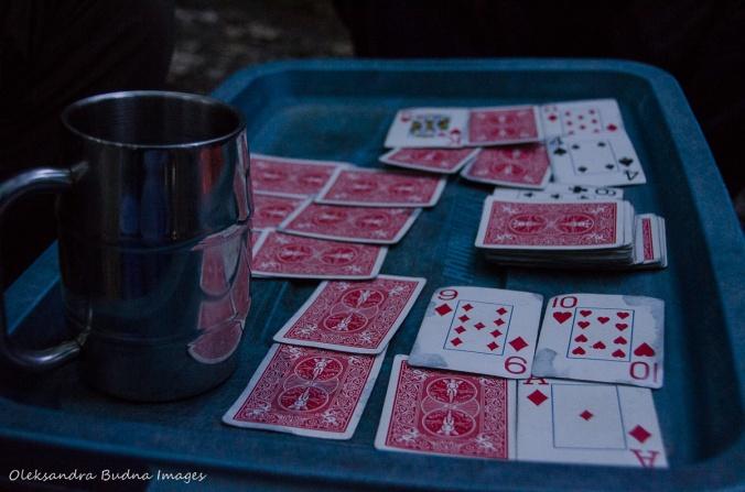 camping mug and cards