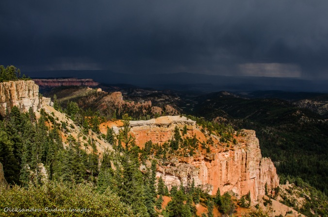 Fairviw Point at Bryce Canyon
