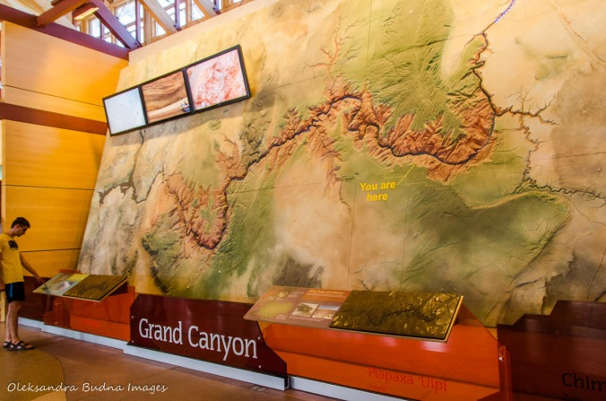 Grand Canyon Visitor Centre