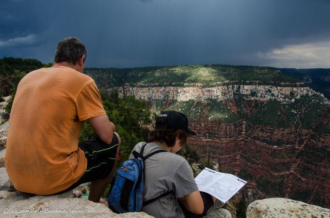Junior Ranger at Grand Canyon