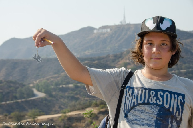 Geocaching in Los Angeles