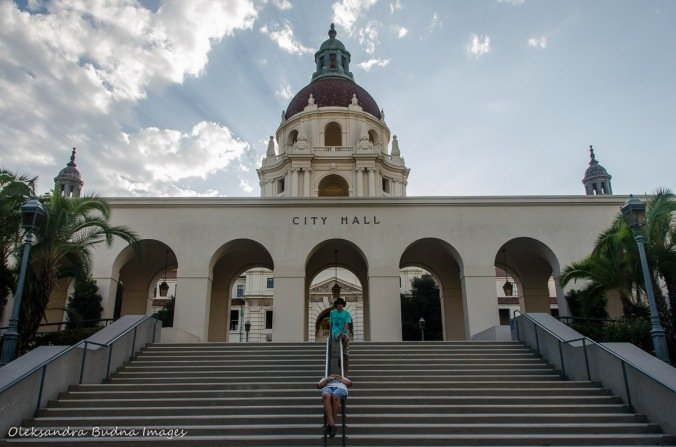 City Hall in Pasadena