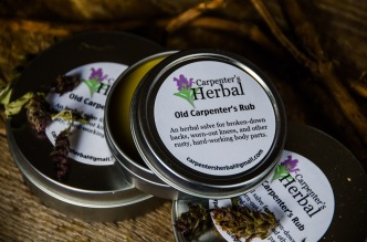 Old Carpernter's Rub