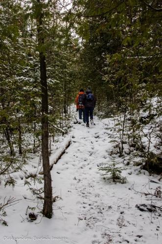 Ring Kiln side trail
