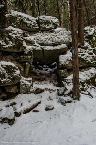 Hoffman Lime Kiln Ruins
