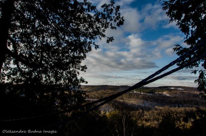 Bruce Trail at Devil's Pulpit