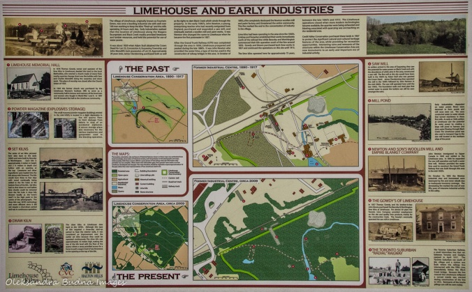 info panel about Limehouse Conservation Area history