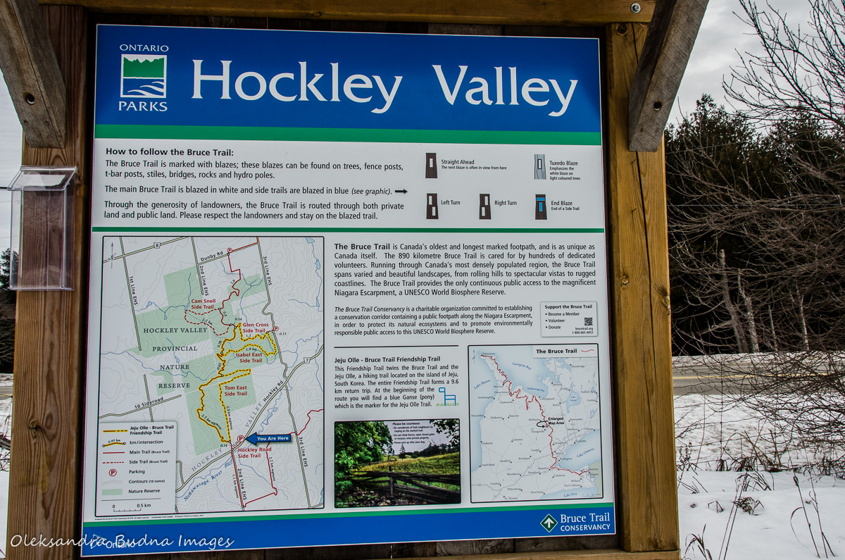 Hockley Valley Nature Reserve Parking