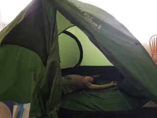 Eurika El Capitan 3 tent