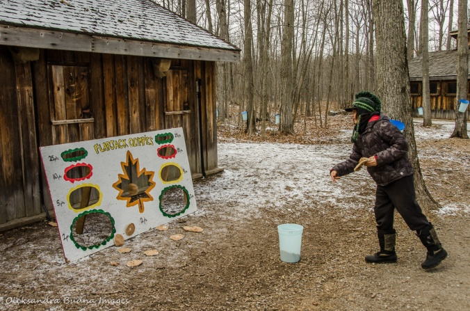games at Mountsber Conservation Area