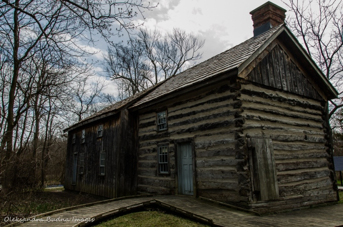 DeLaurier Homestead at Point Pelee