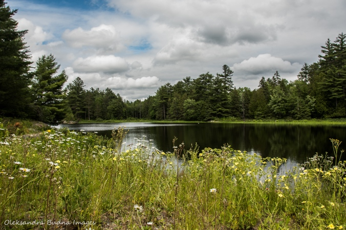 Mahzenazing Lake