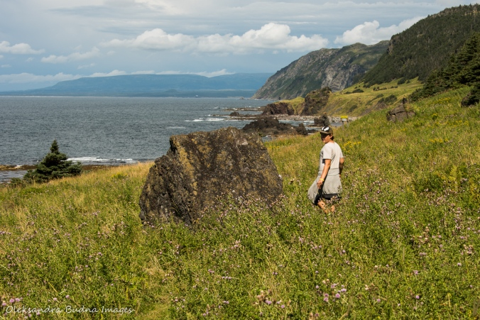 Green Gardens Trail in gros Morne park in Newfoundland