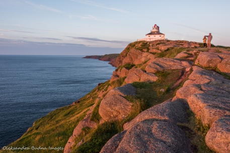 Cape Spear in Newfoundland
