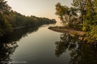mouth of Etobicoke Creek