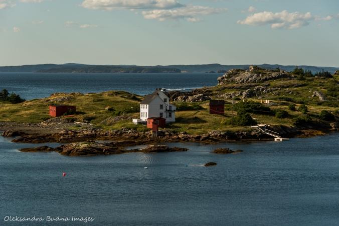 Salvage in Newfoundland