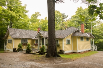 Mackenzie estate in Gatineau park