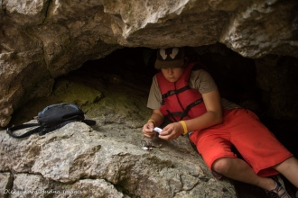 geocaching at Rockwood Conservation Area