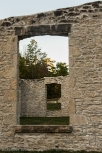 mills ruins at Rockwood Conservation Area