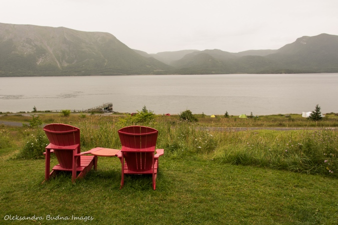 Lomond Campground in Gros Morne, Newfoundland