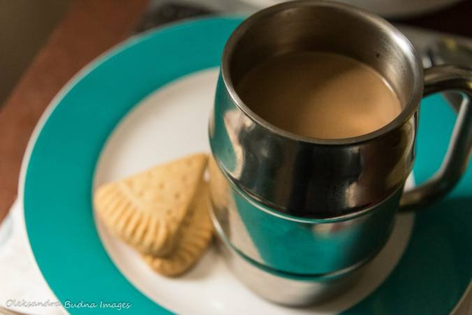 coffee with shortbread