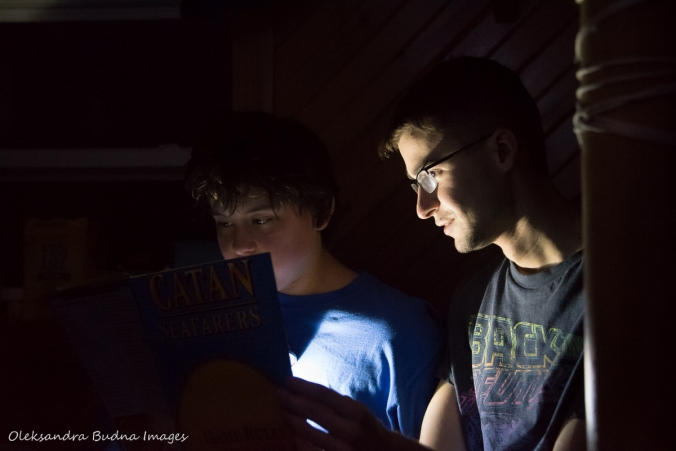 reading in the dark in La Cigale rustic shelter in Parc National d'Aiguebelle