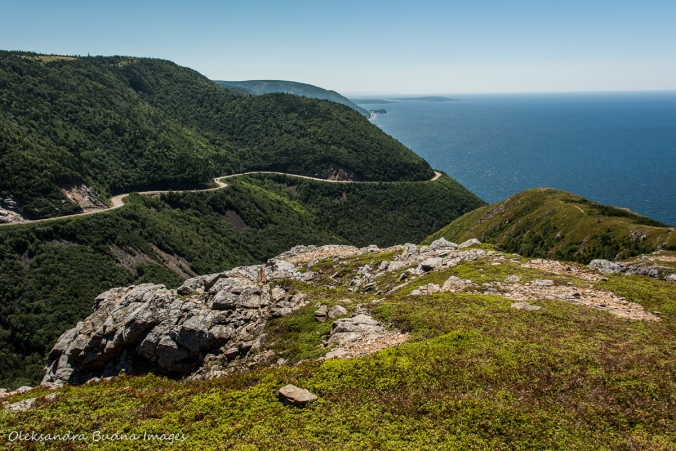 Skyline Trail in Cape Breton Highlands