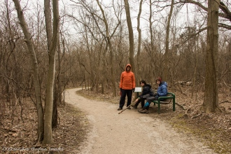 trail in Point Pelee