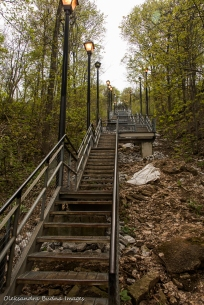 Wentworth Stairs in Hamilton, ON