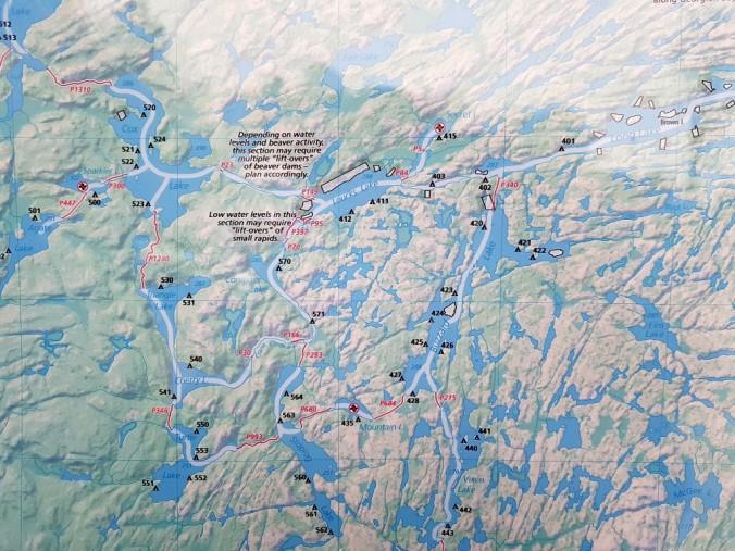 Kawartha Highlands Provincial Park Long Lake Access