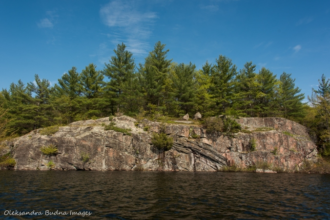 Compass Lake in Kawartha Highlands