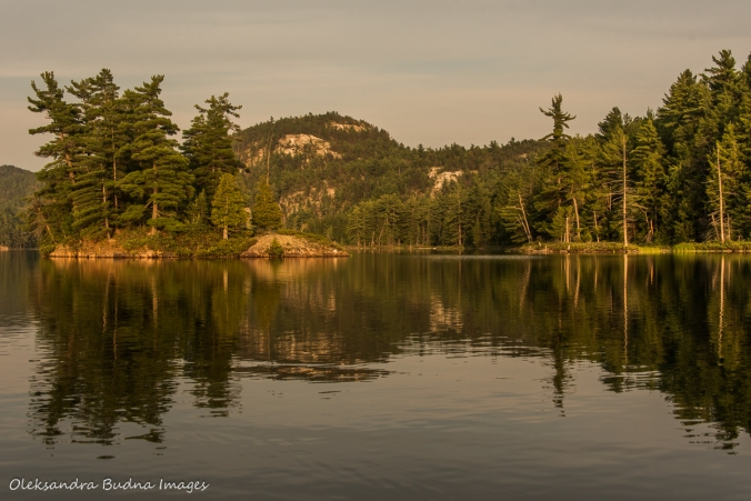 Grace Lake in Killarney