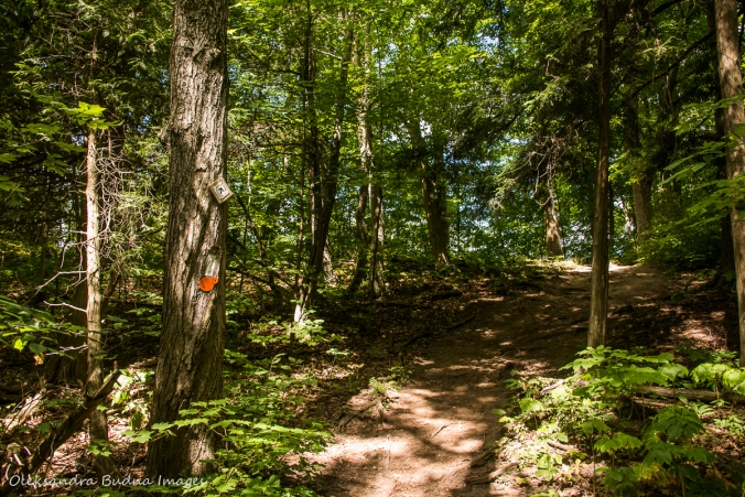 Nassagaweya Canyon Trail